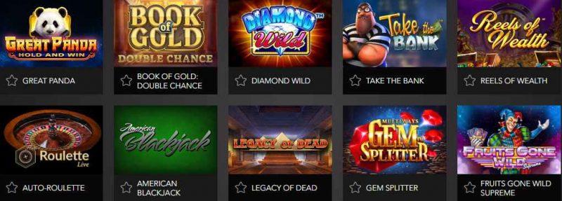 joka casino en ligne games