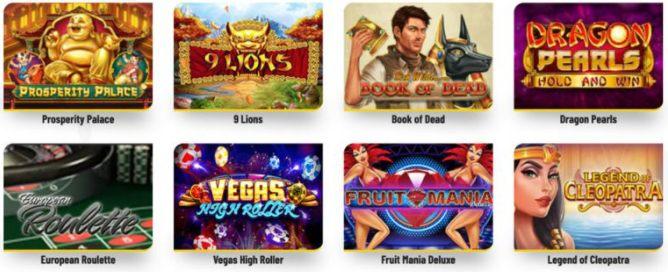 machance casino en ligne games