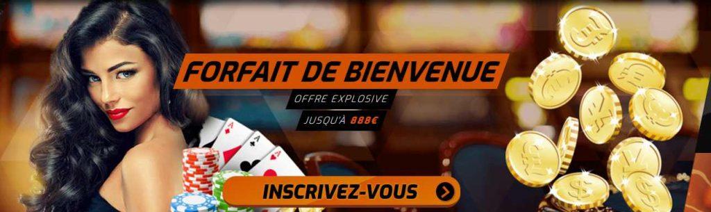screenshot casino intense casino en ligne interface