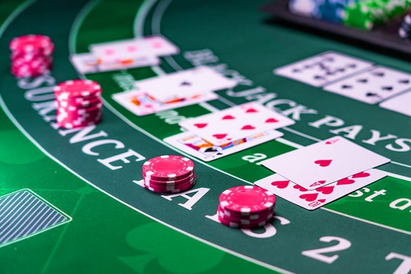 blackjack live